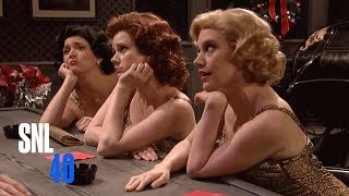 Singing Sisters (ft. Amy Adams Golden Globe® 2015 Winner)  - Saturday Night Live