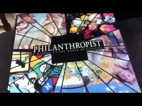 Philanthropist A Window On The World Of Painting