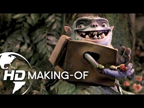 Die BoxTrolls - Making Of