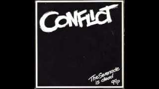 Watch Conflict The Serenade Is Dead video