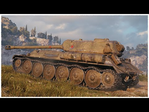 IS-M • REALLY HEAVY TANK • WoT Gameplay