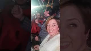 عيد ميلاد زوجة محي بدراوي  مع ايهاب توفيق وصفينار