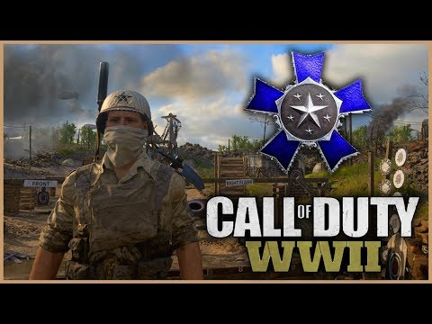 Grind to 5th Prestige in Call of Duty: WWII PT 2 - V2 Rocket Count - 6