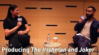 Emma Tillinger Koskoff on Producing The Irishman, Joker, and The Wolf of Wall Street