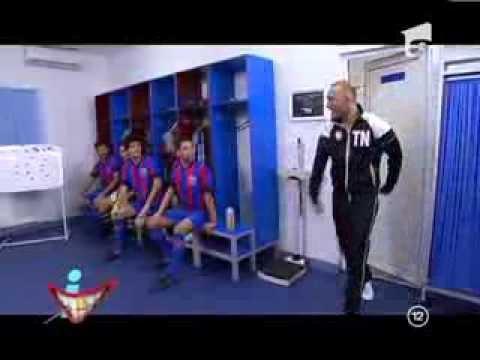 Culisele Meciului Steaua - Avantul Barsana! video