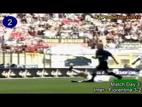 Ronaldo - 58 goals in Serie A (part 1/3): 1-25 (Inter 1997-1998)