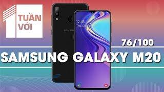 """1 tuần với Samsung Galaxy M20 - Giá rẻ + """"tai thỏ"""" và cái kết?!"""