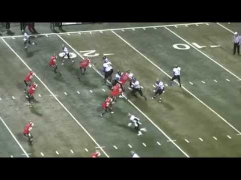 Andrew Billings  2011 Football Highlights - Waco High School