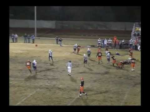 Bromley High School. Junior year for running back Matt Bromley and accompanying highlights of 2009 high school football season.