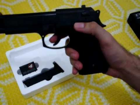Vendo Airsoft - Bereta M92F - Metal