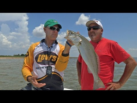 SNEAK PEEK PREVIEW #22 - 2014 Lake Calcasieu, Louisiana Speckled Trout Fishing