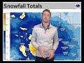 Nov 16: Winter Storm Warning Video Update