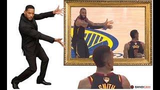 Jr Smith NBA Finals Game 1 Funniest Instagram Memes