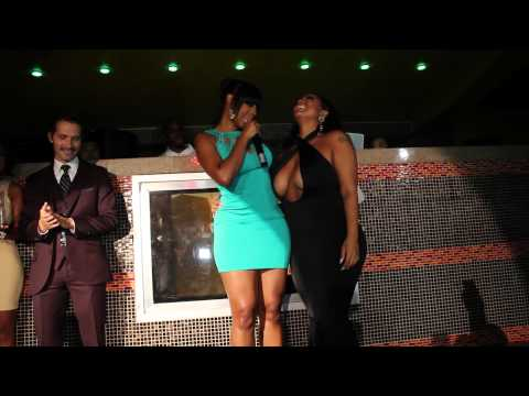 2013 Urban Model Awards w/ Mogul Media TV ft. {ELKE THE STALLION}