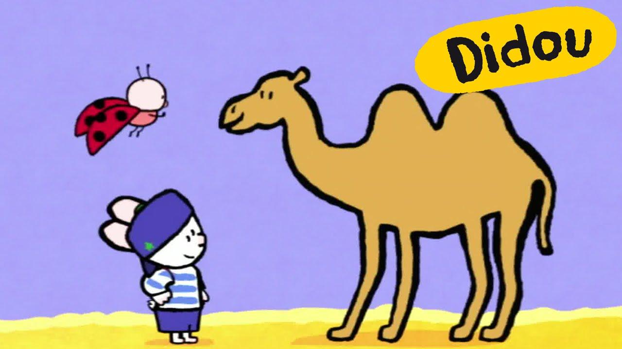 Didou dessine moi un chameau s01e03 hd youtube - Dessiner un chameau ...
