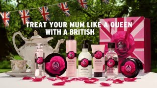 【THE BODY SHOP】TREAT MUM LIKE A QUEEN