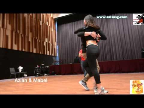 Azlan & Mabel @ World Bachata Festival Kula Lumpur (www.worldbachatafestival.com)