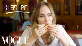 How Model Suki Waterhouse Gets Runway Ready | Diary of a Model | Vogue