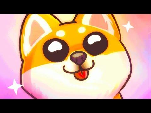 ЩЕНОК ШИБО #1 - Мой Виртуальный Щеночек - My Virtual Pet Shibo игровой мультик для детей #ПУРУМЧАТА