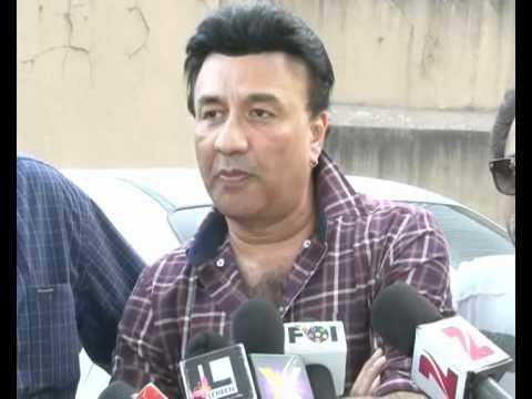 Anu Malik at muhurat of film NO ENTRY in Marathi Part 2