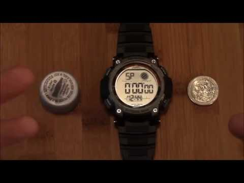 How Do You Change The Time On A Armitron Watch Wr330 Yes Man
