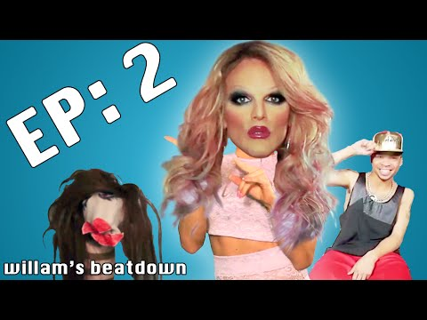 Beatdown Ep 02 with Willam