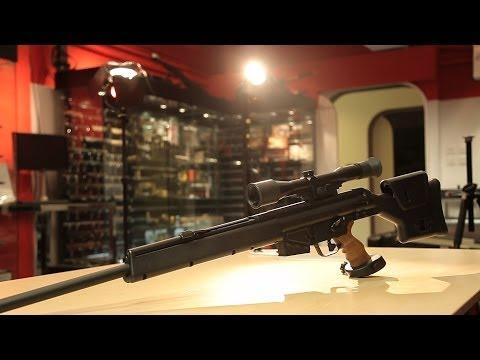 Viewer's Choice Tokyo Marui PSG-1 Sniper Rifle - RedWolf Airsoft RWTV
