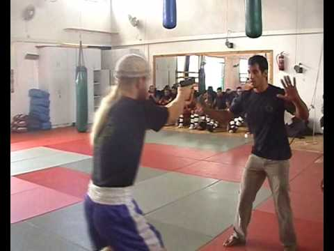 Krav Maga Self Defense Techniques - Gun and Knife attack - Krav Maga Image 1