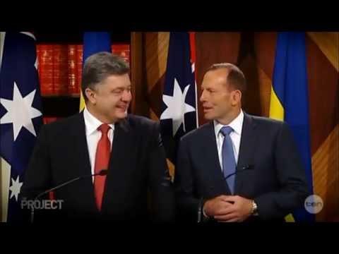Australian P. M.  Tony Abbott Denies UN Report on Torture & Deaths