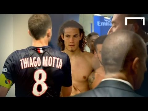 Furious Motta reacts to headbutt