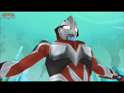 Ultraman All Star Chronicle - Extra 19 - 20 Ultraman Nexus Unlock ★Play PSP ウルトラマンオールスタークロニクル