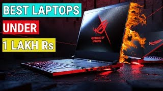 Top 5  Best LAPTOP Under 1 LAKH rupees in India (2019) | Gaming | 2 in 1 Laptop | Touch Screen