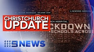 Harrowing details emerge about the attack on two Christchurch mosques| Nine News Australia