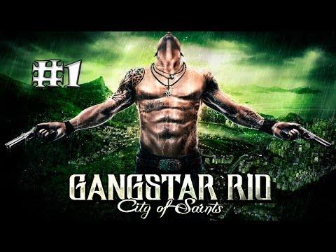 Прохождение игры Gangstar Rio: City of Saints (Android) #1