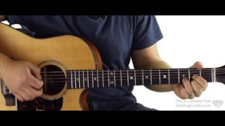 Good Hearted Woman Guitar Lesson and Tutorial - Waylon Jennings