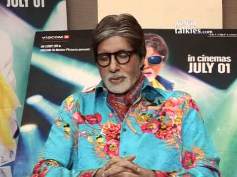 Amitabh Bachchan speaks about Go Meera Go