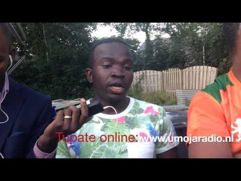 UMOJA RADIO LIVE ON FC TANGANYIKA SOCCER HOLLAND & BARBECUE FULL VIDEO