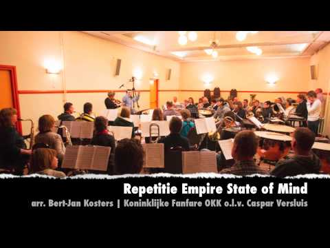 Empire State of Mind - Repetitie Koninklijke Fanfare OKK