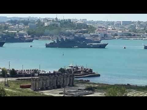 День ВМФ 2017,Севастополь