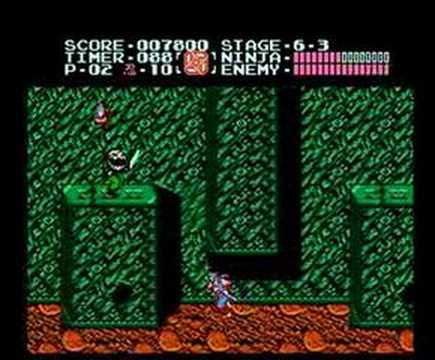Ninja Gaiden (NES) Review