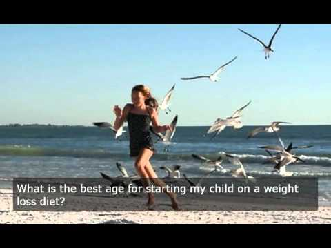 Weight Loss For Kids: Do Your Kids Live Healthy?