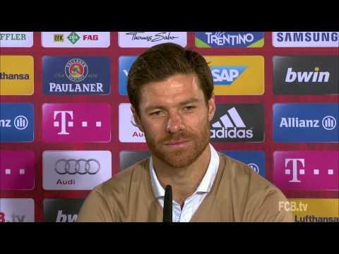 Xabi Alonso spricht bereits Deutsch: