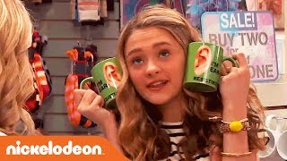 Lizzy Greene's Funniest Moments | Nicky, Ricky, Dicky & Dawn | Nick