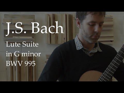 Бах Иоганн Себастьян - Bwv 995 - Bouree