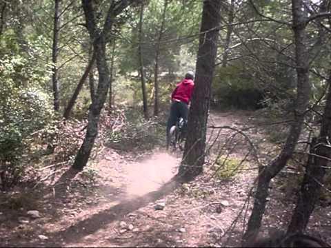 daniel.pista de downhill .alferrarede velha