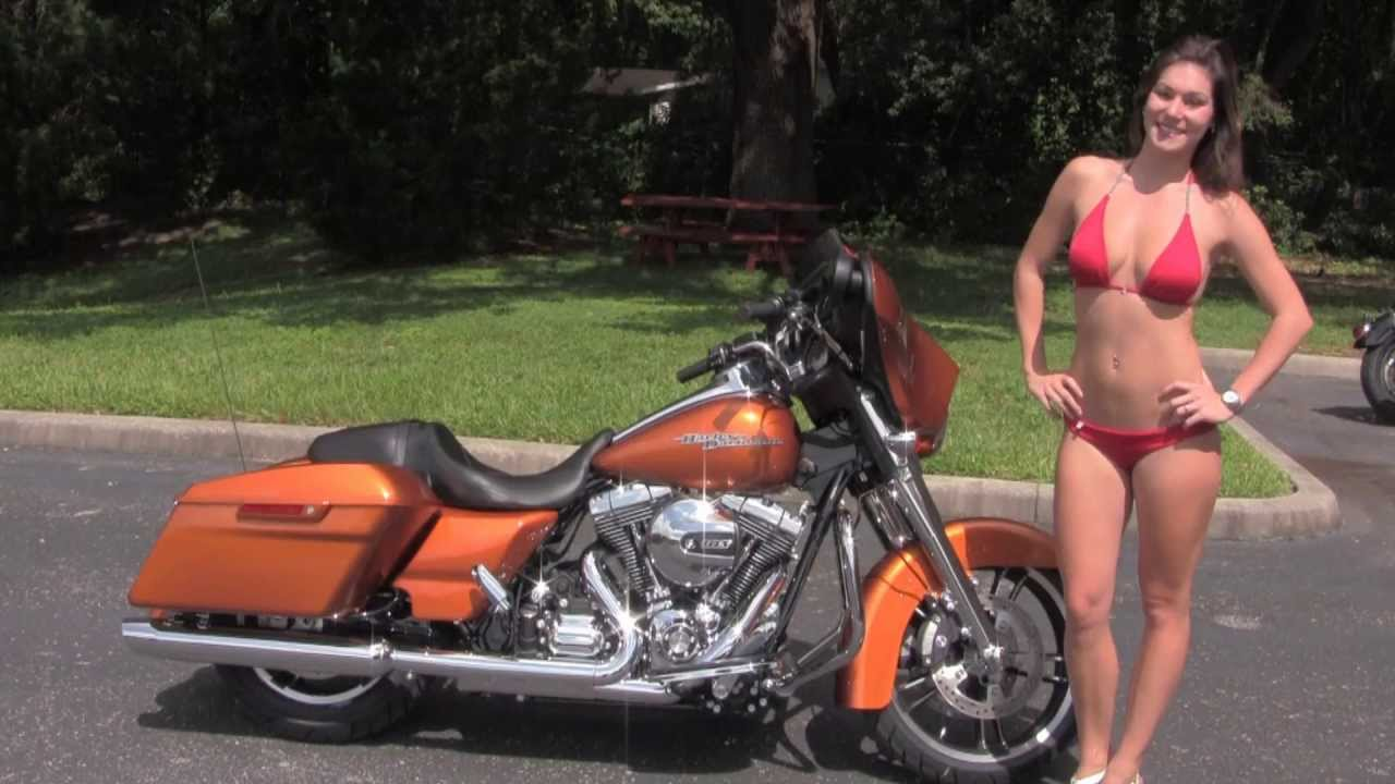 2014 Harley Davidson Street Glide New Motorcycles For