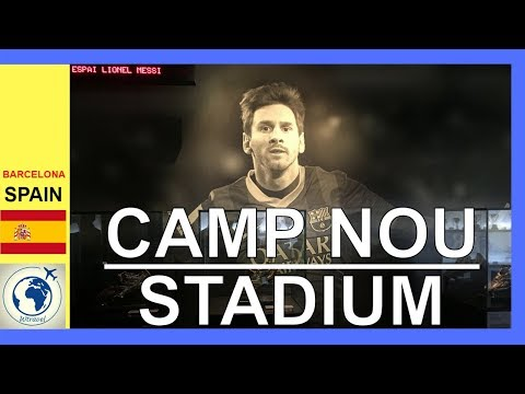 CAMP NOU and MUSEUM TOUR(Barcelona Travel Guide, Wtravel)
