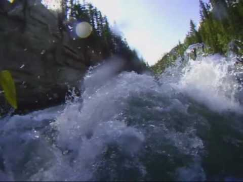 Fraser River Whitewater Rafting Video