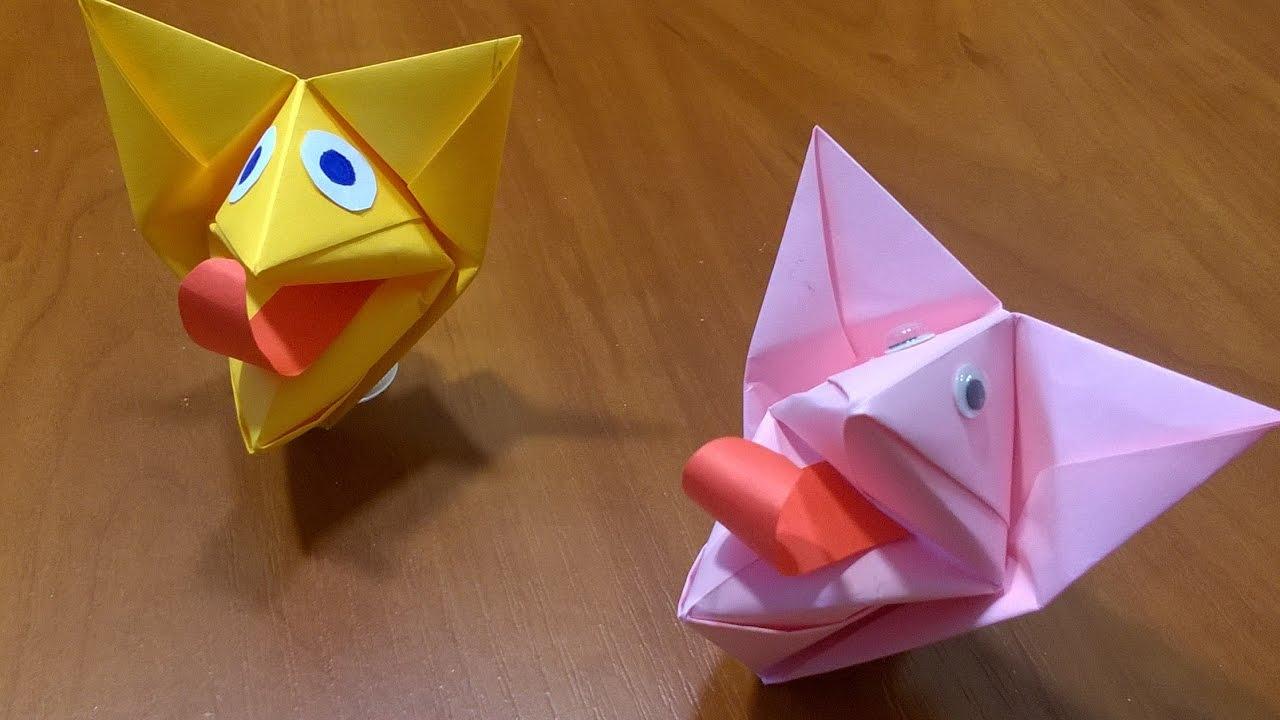 Поделки оригами своими рукам 866