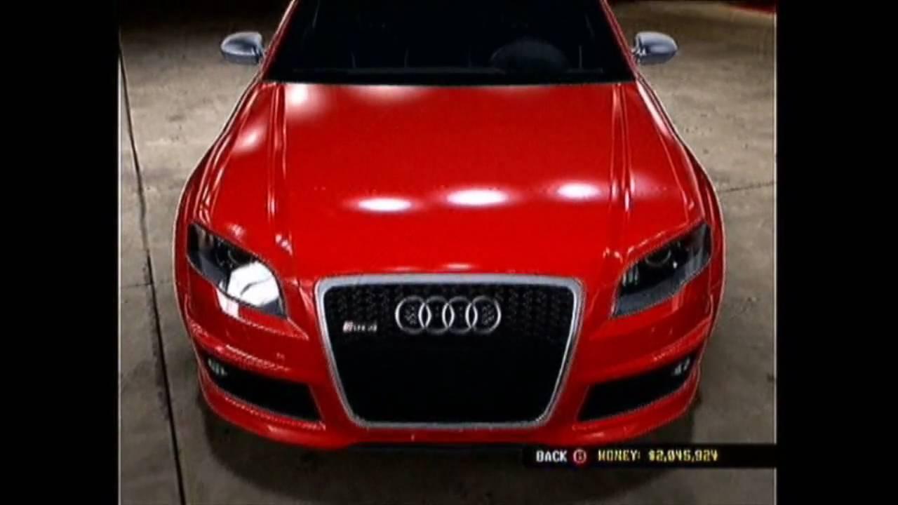 Audi Rs4 Wide Body Kit Audi Rs4 Body Kit's
